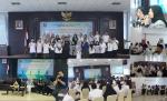 """Forum Diskusi ASN Milenial Sebagai Kader Agen Perubahan """"JANGAN PERNAH LELAH MENCINTAI INDONESIA"""""""